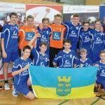 Bundesmeister im UNIQA Handball Schulcup