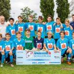 3. Platz bei der Bundesmeisterschaft Schülerliga Fußball U13