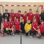UNIQA Handballturnier Vorrunde Burschen, 20.1.17