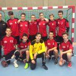 Handball Oberstufenturnier Burschen