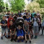 Exkursion Tierpark Schönbrunn 1BS, 23.05.