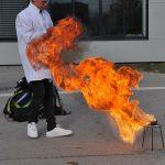 """Ch Labor 4. Klasse Einheiten 3/4 """"Feuer und Flamme"""""""