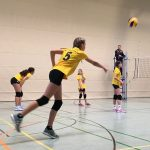 Volleyball Schülerliga 2.Runde