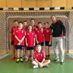 Handballturnier Mini HB SC clubless männlich