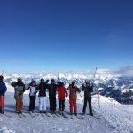 Wintersportwoche 5. Klassen (Zell am See)