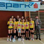 Ungeschlagen ins Viertelfinale der NÖ Volleyball-Schülerliga