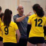 Volleyball Schülerliga: BRG Bad Vöslau im Halbfinale